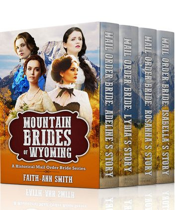 Mountain Brides Of Wyoming Series