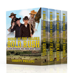 Brides Of The Coloma Gold Rush Box Set