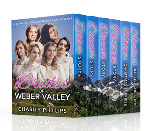 Brides Of Weber Valley Series Box Set