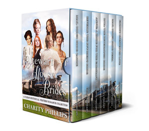 Stewart House Brides: A Clean Historical Western Romance Collection