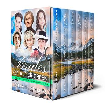 Brides Of Alder Creek: The Complete Series Box Set